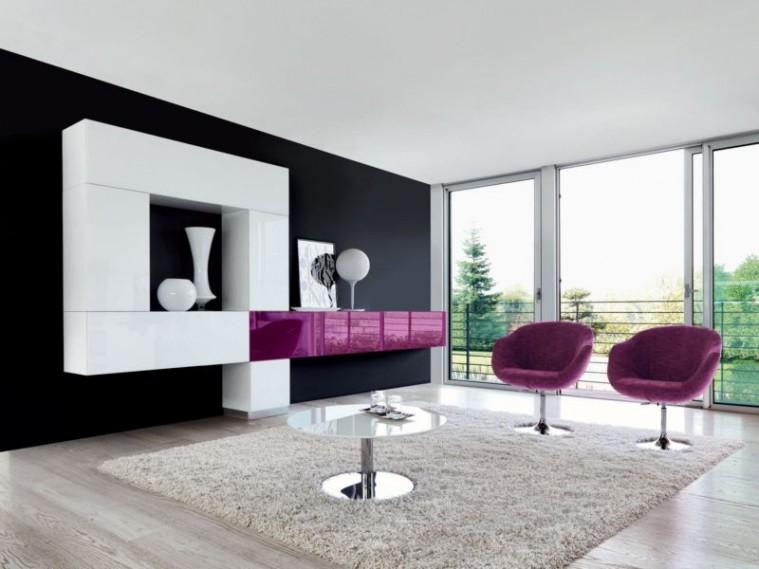 Casa magica design for Idee pareti soggiorno